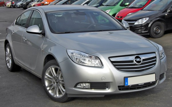 Opel Insignia 163 CH COSMO PACK Diesel
