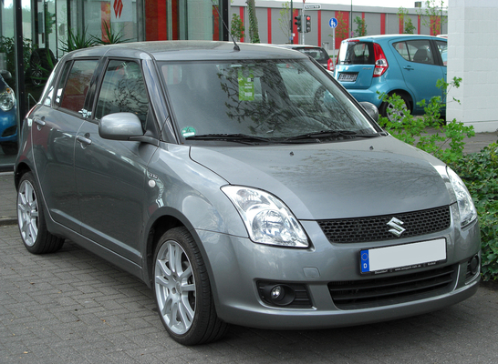 Suzuki Swift 75 CH SO'CITY Diesel