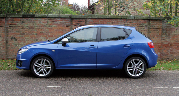Seat Ibiza 90 CH STYLE ITE Diesel