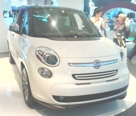 Fiat 500 L 105 CH BEATS EDITION Essence