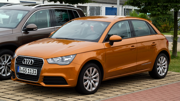 Audi A1 Sportback 122 CH ATTRACTION S TRONIC Essence