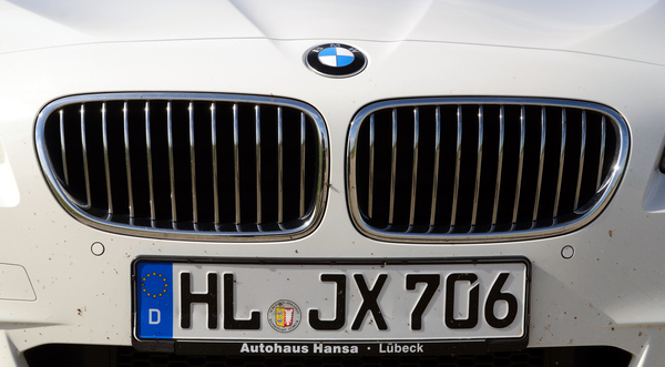 BMW Série 5 TOURING 518D 150 CH LOUNGE PLUS Diesel