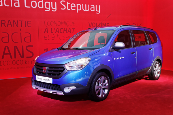 Dacia Lodgy 115 CH STEPWAY Essence