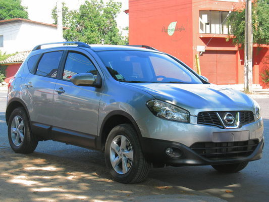 Nissan Qashqai 130 CH CONNECT EDITION Diesel