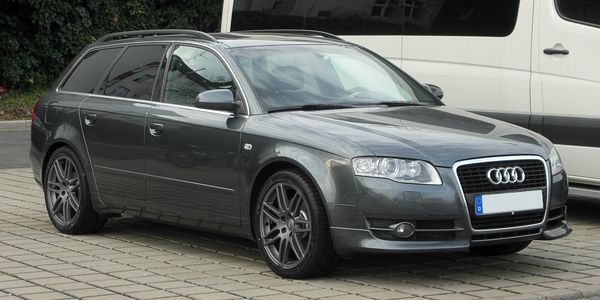 Audi A4 Avant 211 CH ATTRACTION MULTITRONIC A Essence