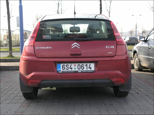 Citroën C4 92 CH COLLECTION Diesel