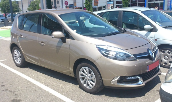 Renault Scenic 132 CH LIMITED Essence