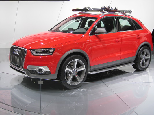 Audi Q3 Q3 2.0 TDI 150 CH QUATTRO AMBITION LUXE S TRONIC 7 Diesel