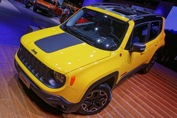 Jeep Renegade 170 CH TRAILHAWK ADVANCED A Diesel