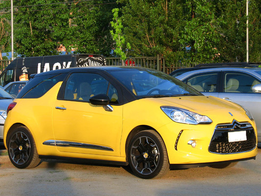 Citroën DS3 E-HDI 90 AIRDREAM SPORT CHIC 2 PORTES Diesel