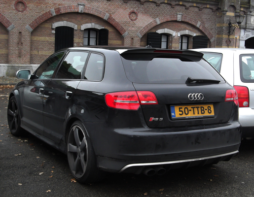 Audi A3 Sportback 110 CH ATTRACTION S TRONIC 7 Essence
