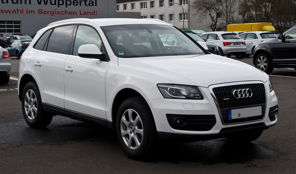 Audi Q5 143 CH AMBITION LUXE Diesel