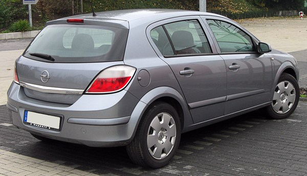 Opel Astra 140 CH COSMO A Essence