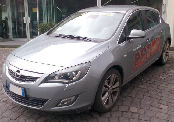 Opel Astra 136 CH COSMO Diesel