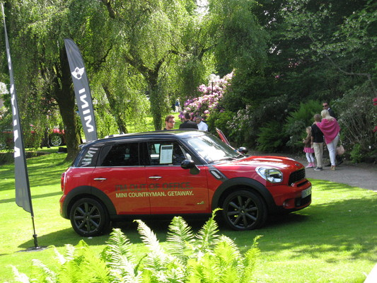 Mini Countryman MINI COUNTRYMAN D 143 CH ALL4 COOPER S Diesel