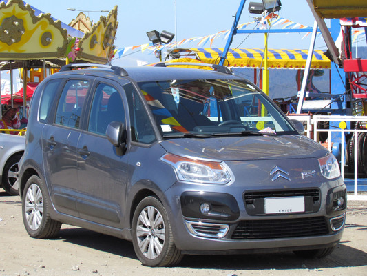 Citroën C3 Picasso 115 CH COLLECTION Diesel