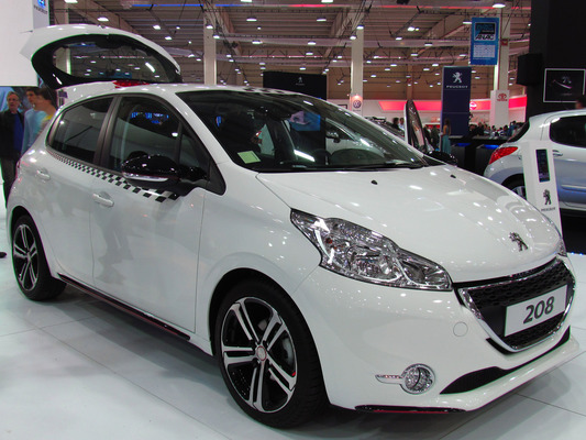 Peugeot 208 208 1.2 VTI 82CH BVM5 ACTIVE OPTIONS Essence
