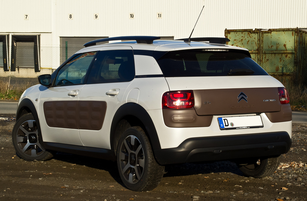 Citroën C4 Cactus 110 CH FEEL Essence