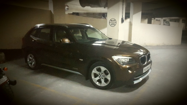 BMW X1 X1 XDRIVE 18D 143 CH BUSINESS Diesel