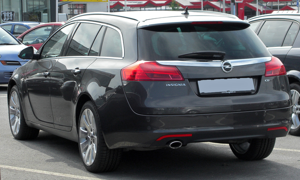 Opel Insignia Sports Tourer 163 CH COSMO PACK A Diesel