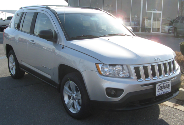 Jeep Compass 136 CH LIMITED Diesel