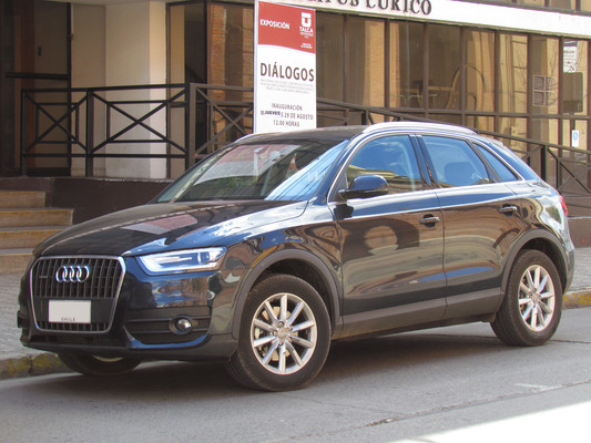 Audi Q3 1.4 TFSI 150 CH ATTRACTION S TRONIC 6 Essence