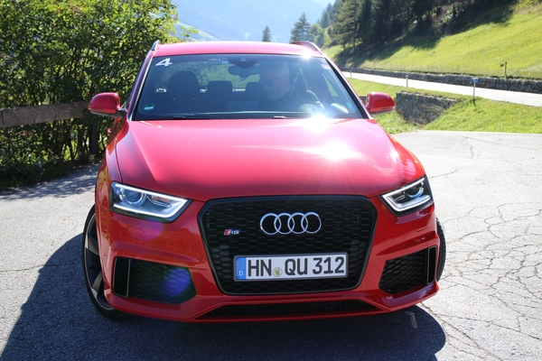 Audi Q3 150 CH ATTRACTION Essence