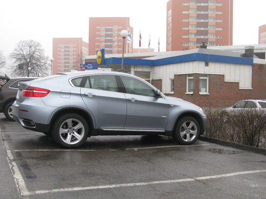 BMW X6 X6 XDRIVE30D 245CH EXCLUSIVE ULTIMATE A Diesel