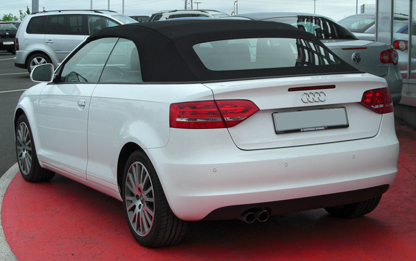 Audi A3 2.0 TDI QUATTRO ATTRACTION 2 PORTES Diesel