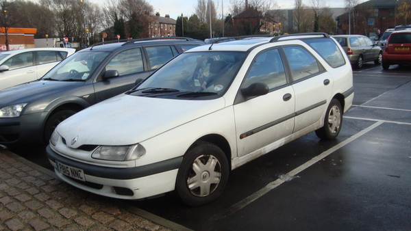 Renault Laguna Estate 130 CH BUSINESS Diesel