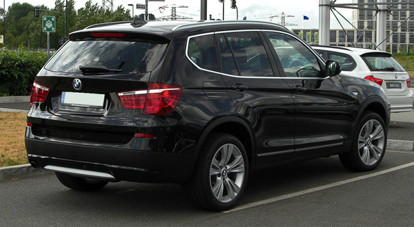 BMW X3 X3 SDRIVE18D 150CH BUSINESS A Diesel