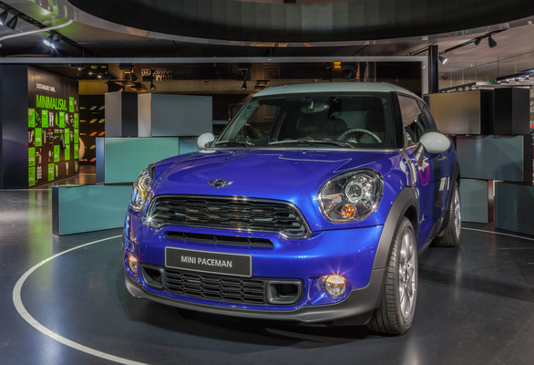 Mini Paceman MINI PACEMAN 122 CH ALL4 COOPER PACK CHILI Essence