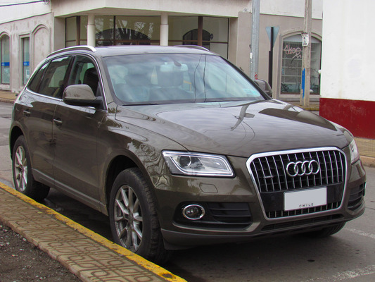 Audi Q3 150 CH AMBITION LUXE Diesel