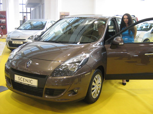 Renault Scenic 115 CH LIFE Essence