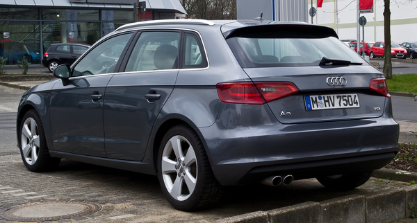 Audi A3 Sportback 150 CH AMBITION LUXE S TRONIC 7 Essence