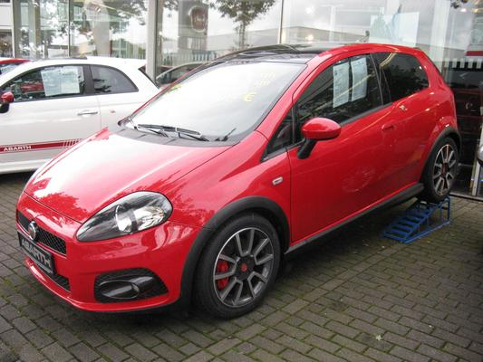 Fiat Punto 85 CH YOUNG Diesel