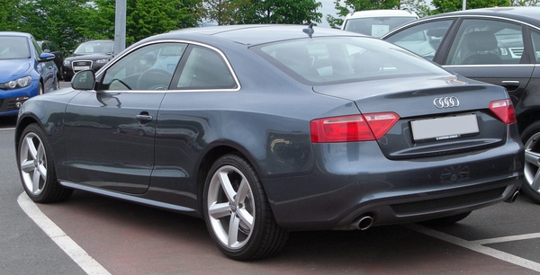 Audi A5 Coupé 225 CH ATTRACTION Essence