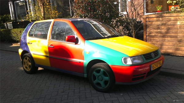 Volkswagen Polo 70 CH MATCH Essence
