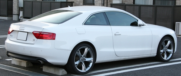 Audi A5 1.8 TFSI MULTITRONIC AMBITION LUXE 2 PORTES Essence