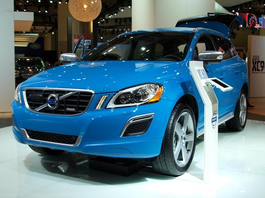 Volvo XC60 XC60 D4 AWD 190 CH S&S OCEAN RACE EDITION Diesel