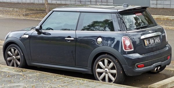 Mini Mini R56 MINI 75 CH ONE PACK BRICK LANE Essence