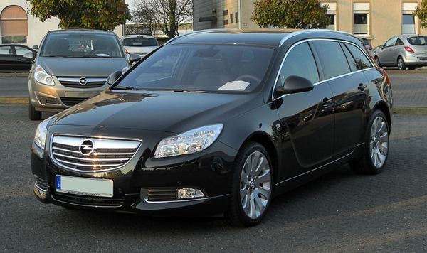 Opel Insignia Sports Tourer 195 CH COSMO PACK Diesel