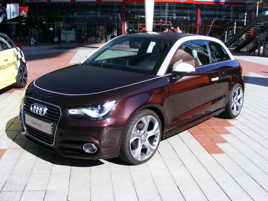Audi A1 122 CH ATTRACTION Essence