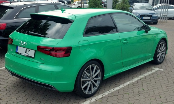 Audi A3 150 CH AMBITION S TRONIC 6 Diesel