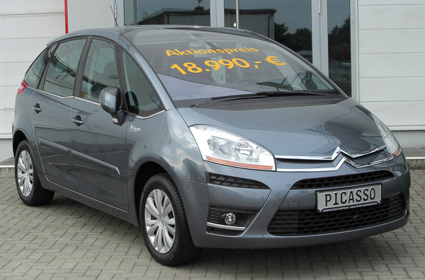Citroën C4 95 CH ATTRACTION Essence