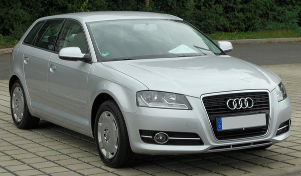 Audi A3 180 CH QUATTRO AMBITION LUXE S TRONIC 6 Essence