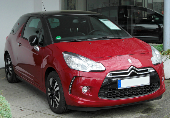 Citroën DS3 90 CH SO CHIC BMP6 Diesel