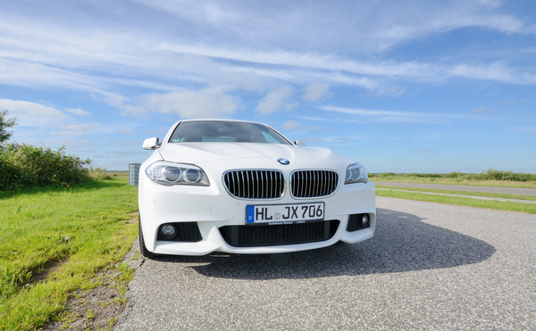 BMW Série 5 TOURING 520D 190 CH LOUNGE PLUS A Diesel
