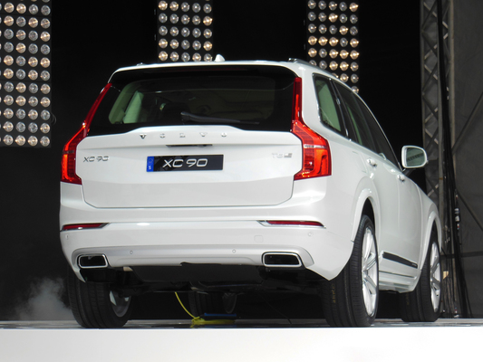 Volvo XC90 XC90 T8 TWIN ENGINE 318+82 CH MOMENTUM GEARTRONIC A 7PL Essence