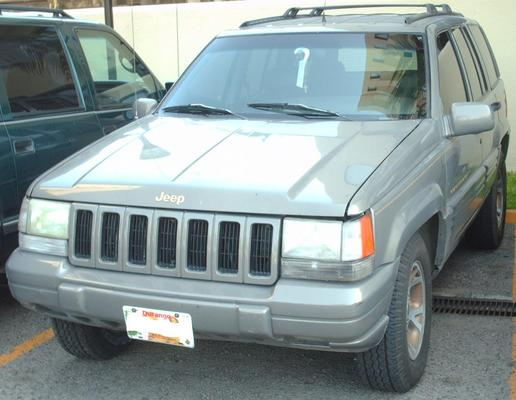 Jeep Grand Cherokee 250 CH OVERLAND A Diesel